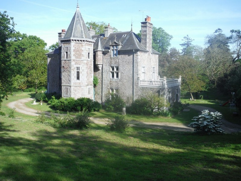 Vente de prestige château Cerences 650 650€ - Photo 1