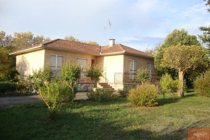 Sale house / villa Montgiscard 275000€ - Picture 1