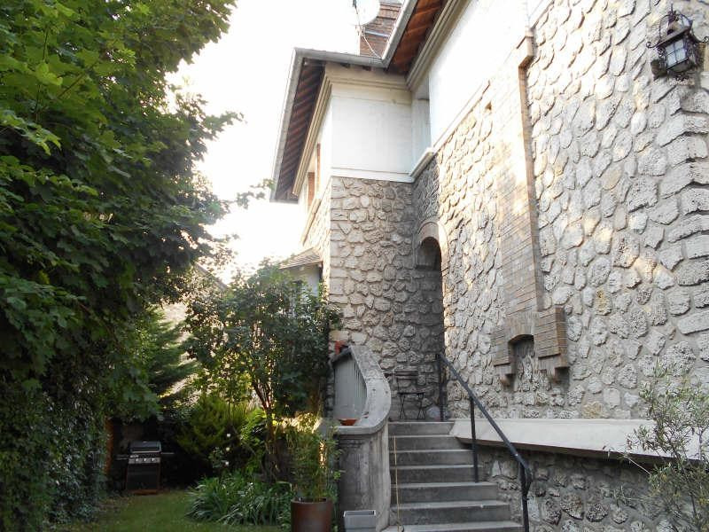 Vente maison / villa Montmorency 614000€ - Photo 2