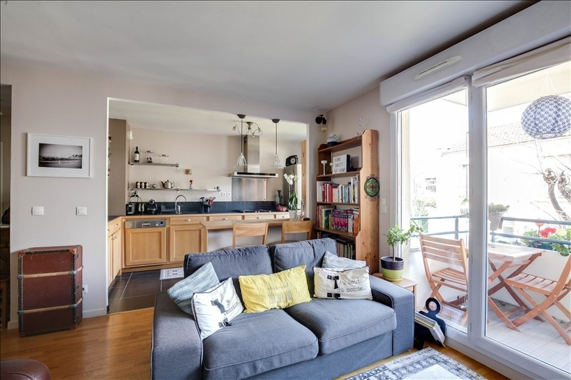 Vente appartement Asnieres sur seine 523 000€ - Photo 9