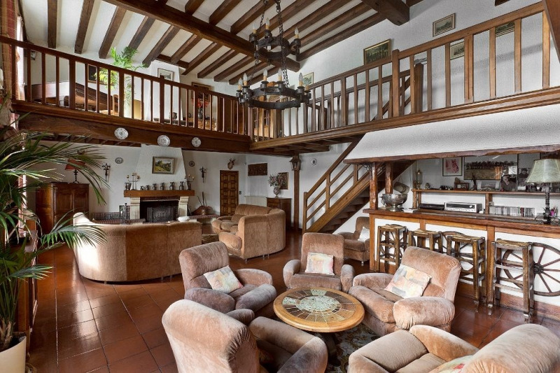 Venta de prestigio  casa Sacy le grand 550000€ - Fotografía 3