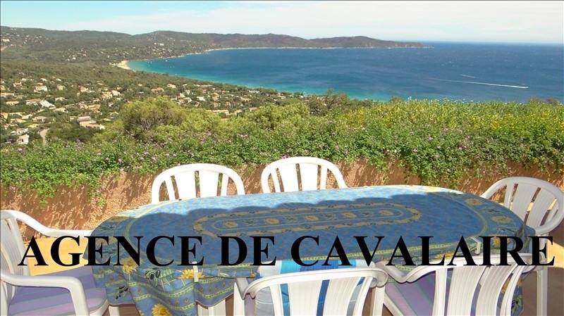 Vente de prestige maison / villa Cavalaire sur mer 1190000€ - Photo 1