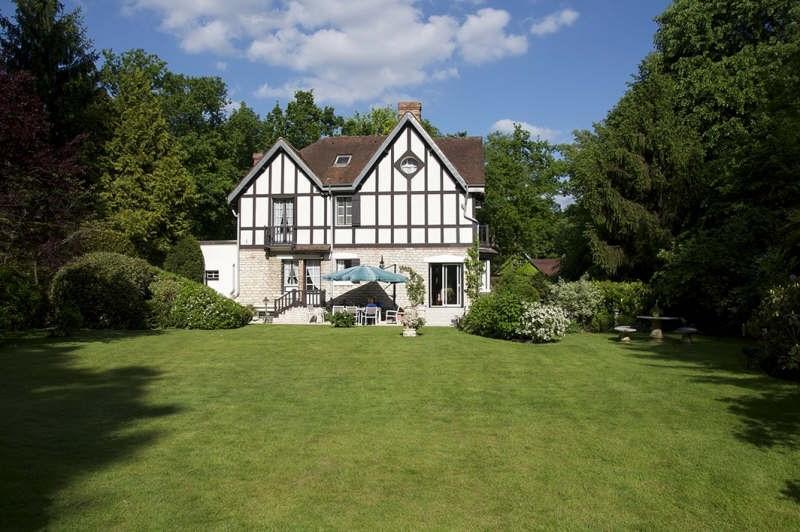 Deluxe sale house / villa Lamorlaye 780000€ - Picture 2