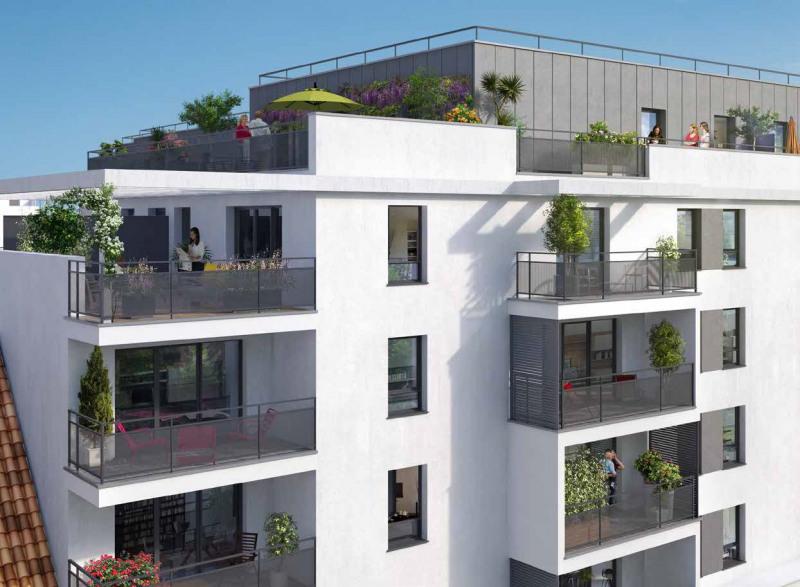Sale apartment Bagnolet 320000€ - Picture 2