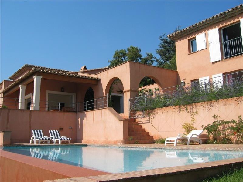 Vente de prestige maison / villa Les issambres 1285000€ - Photo 6