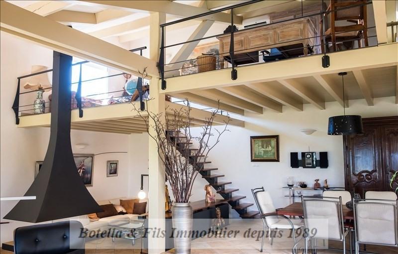 Deluxe sale house / villa Goudargues 598000€ - Picture 3