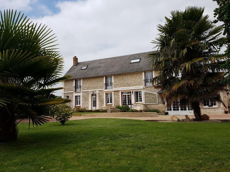 Vente maison / villa Hondouville 395000€ - Photo 1