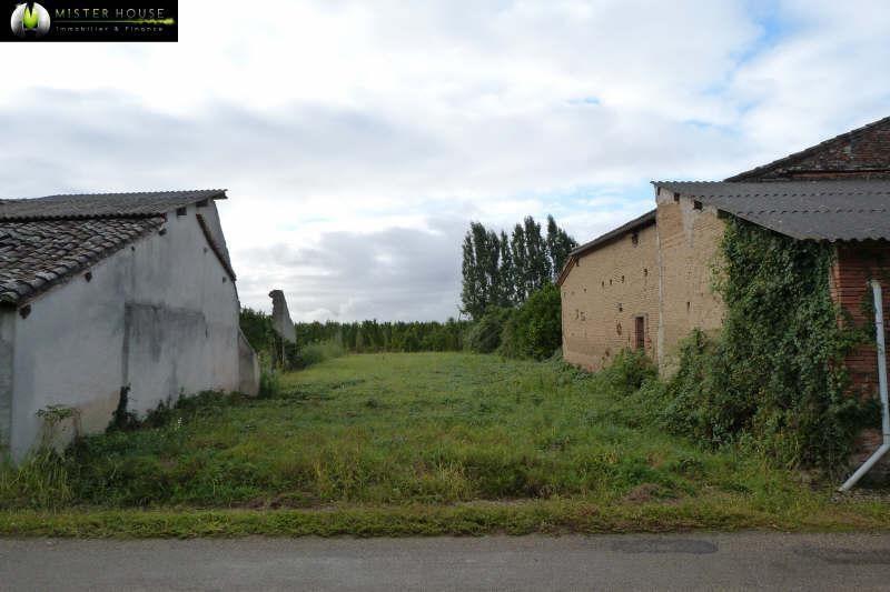 Vendita terreno Escatalens 35000€ - Fotografia 1