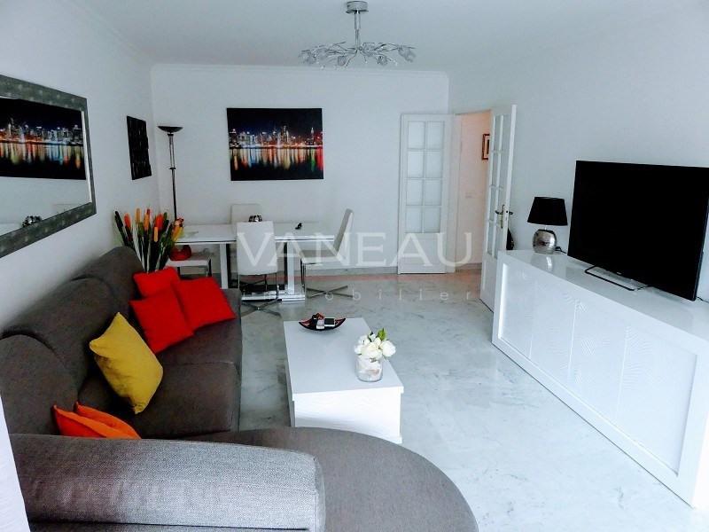Vente de prestige appartement Juan-les-pins 265000€ - Photo 1