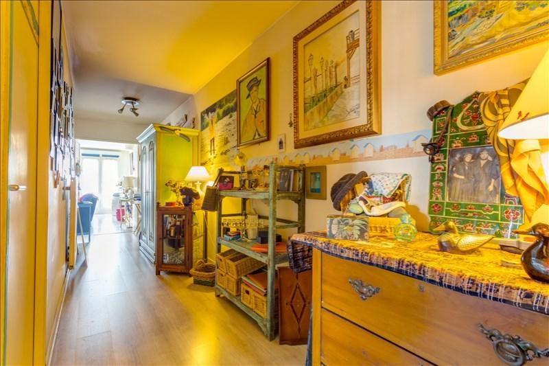 Sale apartment Villeneuve la garenne 515000€ - Picture 6