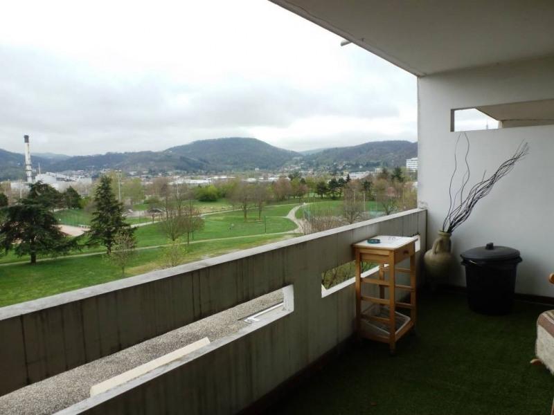 Vente appartement Echirolles 157000€ - Photo 1