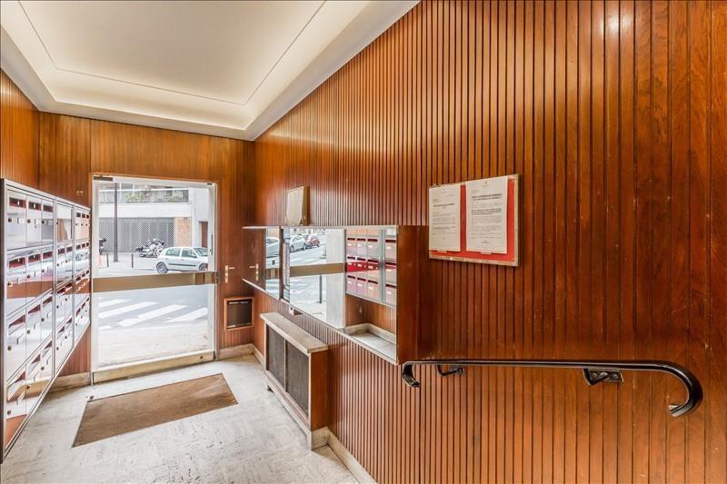 Verkoop  appartement Paris 15ème 460000€ - Foto 7