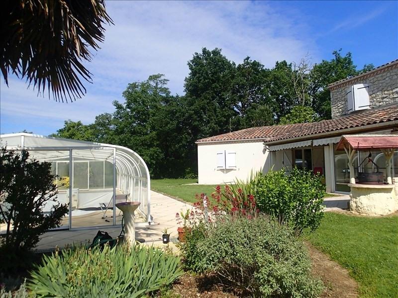 Vente de prestige maison / villa Lagrave 549000€ - Photo 4