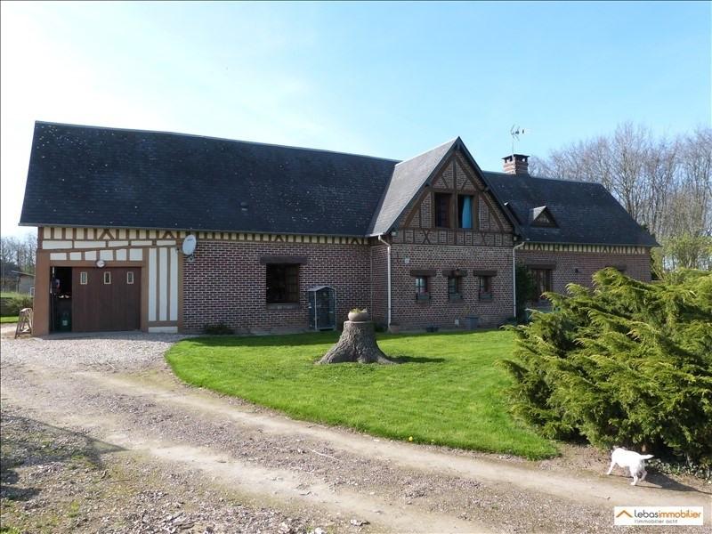 Vente maison / villa Yerville 211000€ - Photo 1