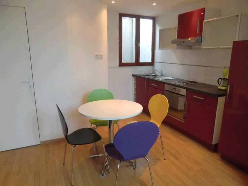 Rental apartment Aix les bains 400€ CC - Picture 1