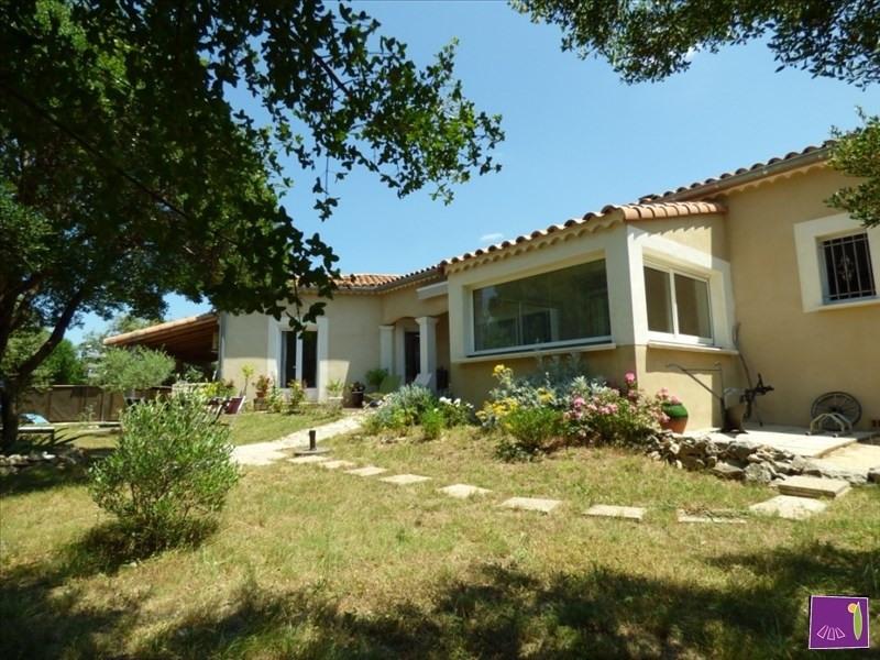 Vente maison / villa Barjac 367000€ - Photo 1