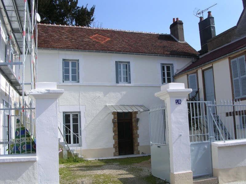 Rental apartment Auxerre 488€ CC - Picture 1