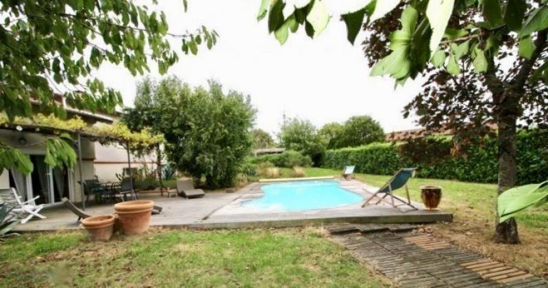 Sale house / villa Escalquens 432900€ - Picture 1