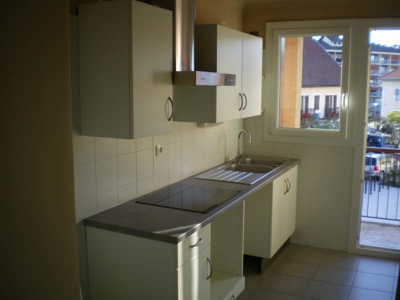 Rental apartment Cruseilles 930€ CC - Picture 1