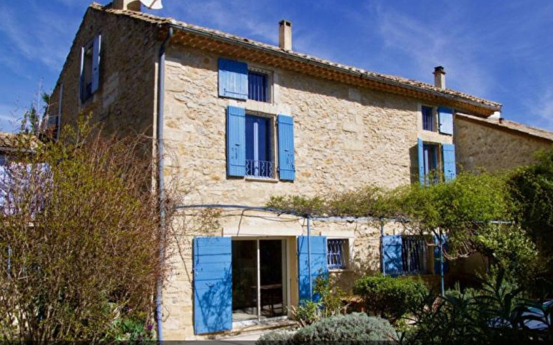 Sale house / villa Sauveterre 530000€ - Picture 1