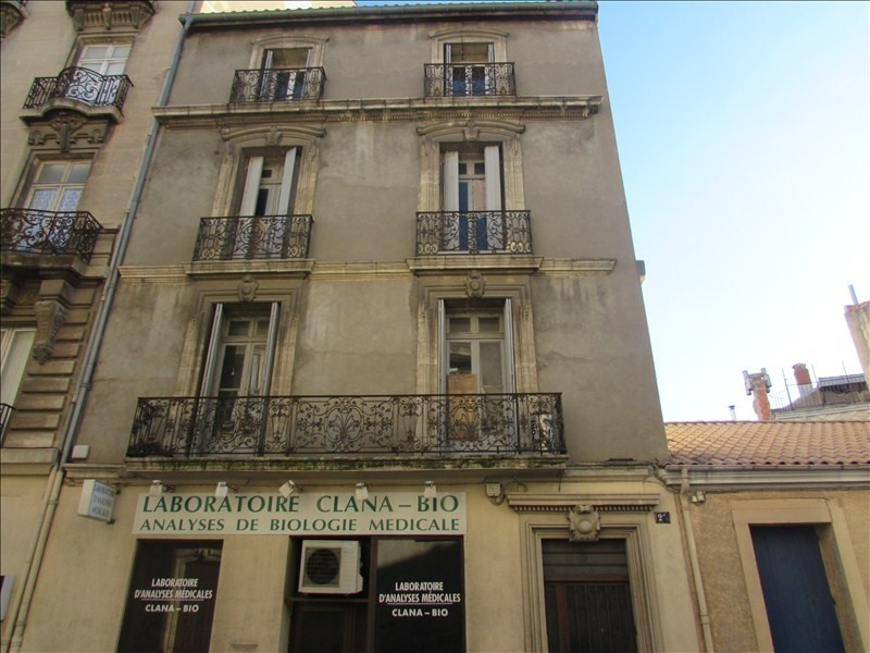 Vente immeuble Beziers 320 000€ - Photo 1