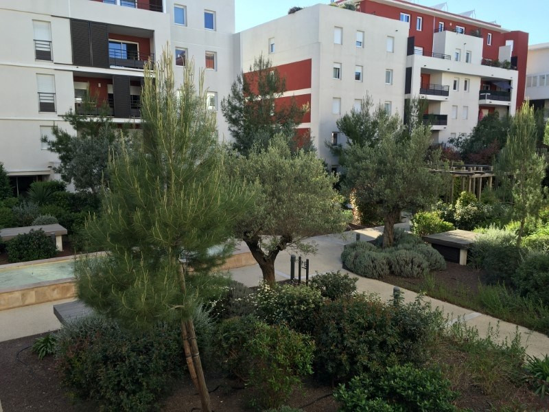 Location appartement Nimes 870€ CC - Photo 1