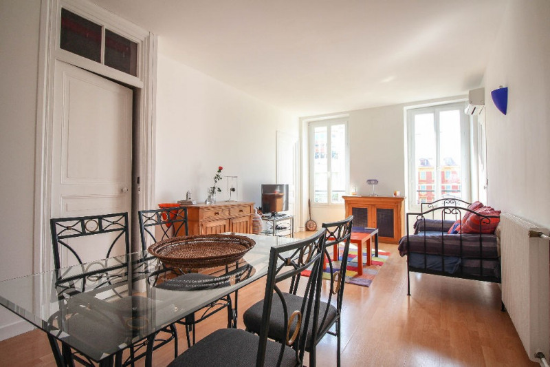 Sale apartment Nice 375 000€ - Picture 1