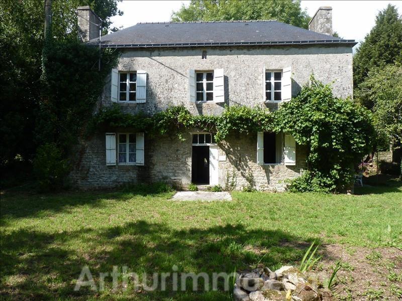 Sale house / villa Pluvigner 312000€ - Picture 1