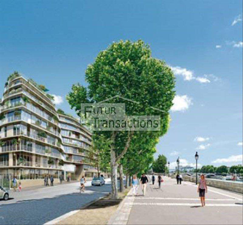 Produit d'investissement appartement Paris 4ème 646000€ - Photo 1
