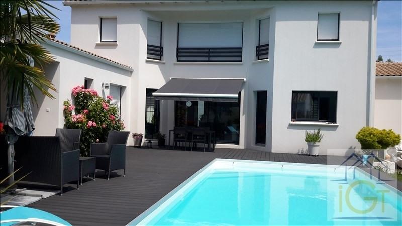 Vente de prestige maison / villa Chatelaillon plage 682500€ - Photo 1