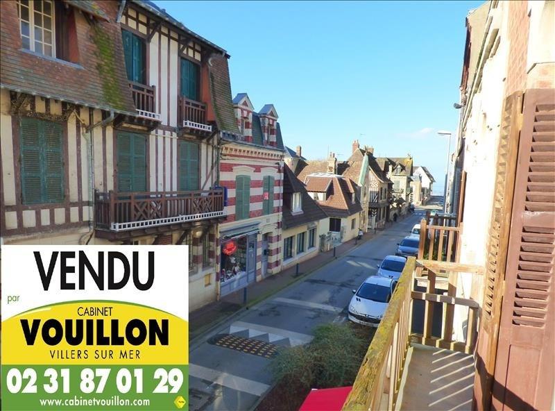 Verkauf wohnung Villers sur mer 255000€ - Fotografie 1