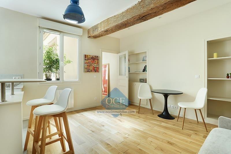 Sale apartment Paris 4ème 530000€ - Picture 1