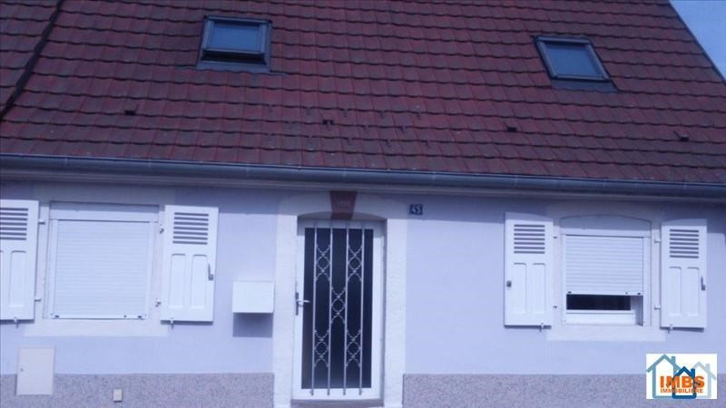 Vente maison / villa Battenheim 173 000€ - Photo 3