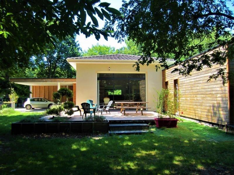 Sale house / villa Mios 443000€ - Picture 1