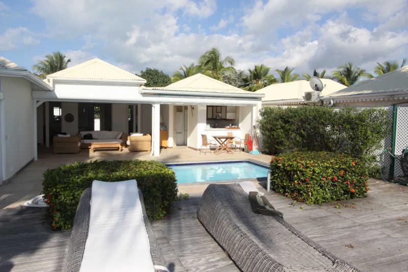 Deluxe sale house / villa St martin 950000€ - Picture 7