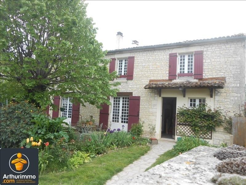 Vente maison / villa Aulnay 117150€ - Photo 1