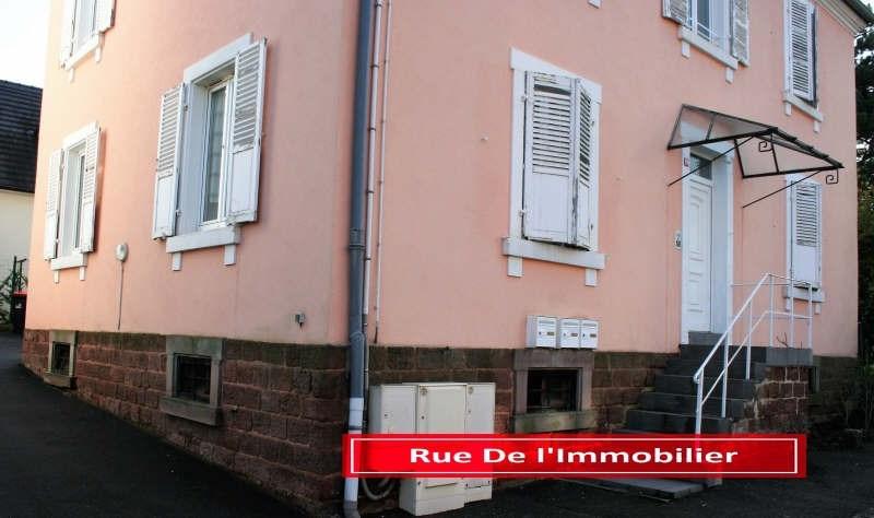Vente appartement Saverne 138200€ - Photo 2