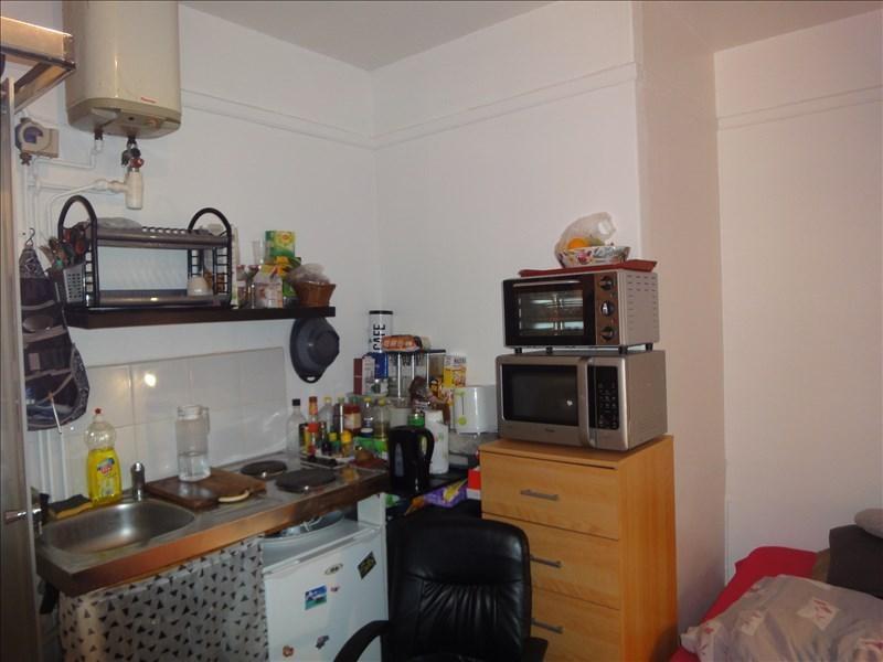 Vente appartement Paris 19ème 66000€ - Photo 2