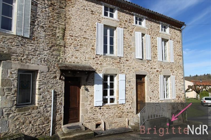 Vente maison / villa Rancon 79 900€ - Photo 1