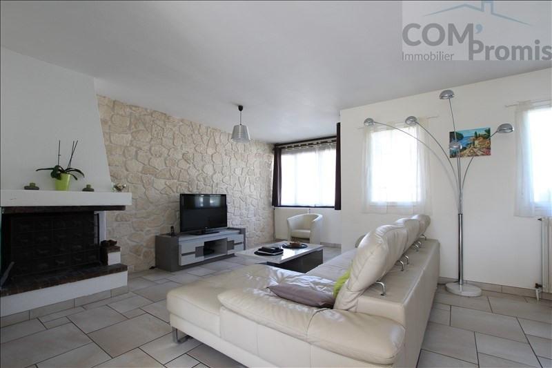 Vente maison / villa La queue en brie 457400€ - Photo 2