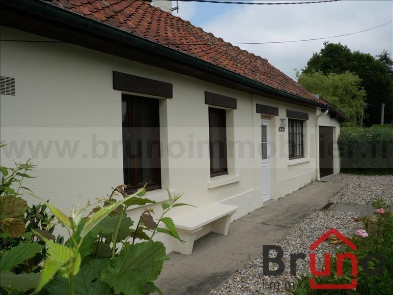 Verkoop  huis Quend 142900€ - Foto 1