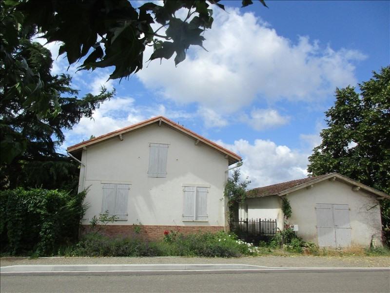 Sale house / villa Albefeuille lagarde 120000€ - Picture 6