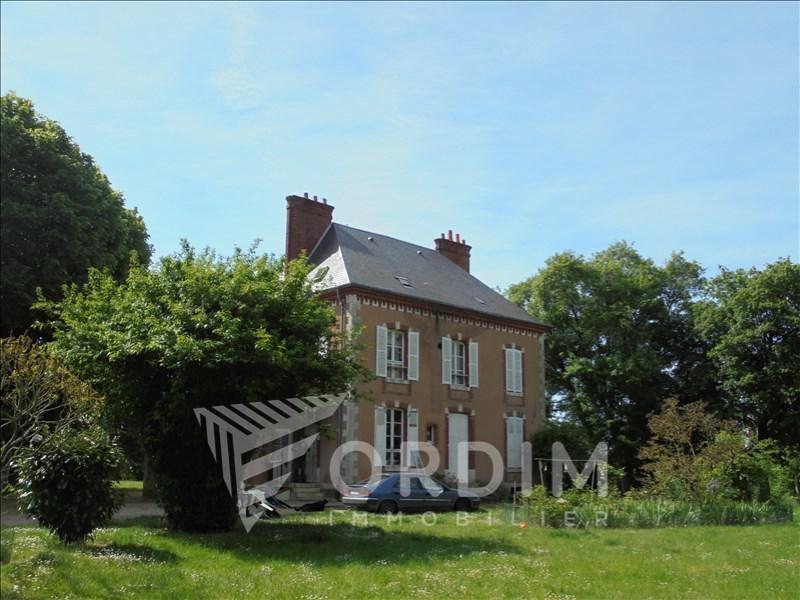 Sale house / villa Ouzouer sur trezee 261600€ - Picture 1