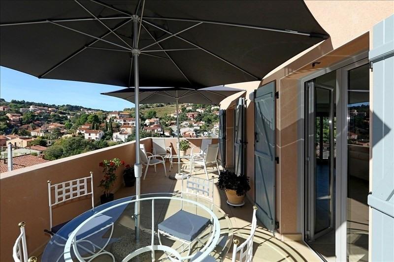 Vente de prestige appartement Collioure 483000€ - Photo 2
