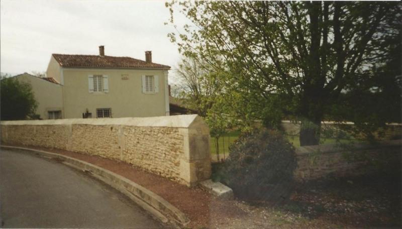 Vente maison / villa Cherves-richemont 297000€ - Photo 24