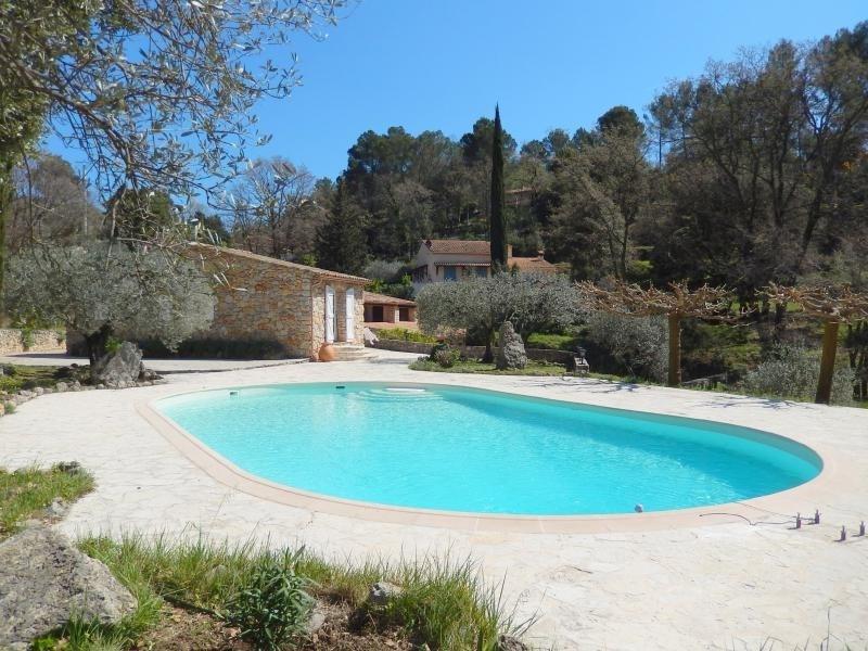 Deluxe sale house / villa Callas 698000€ - Picture 2