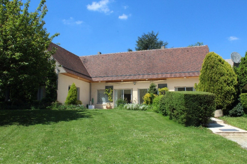 Sale house / villa Saint soupplets 550 000€ - Picture 1