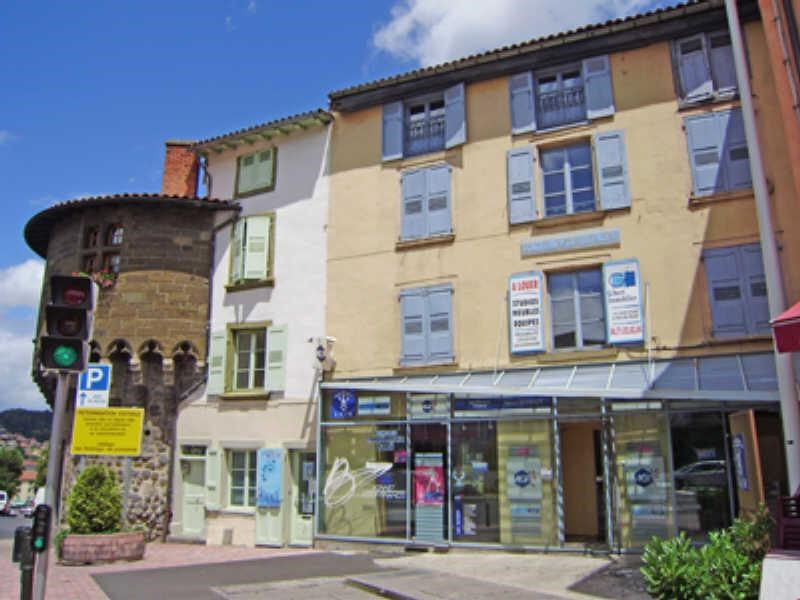 Location appartement Le puy en velay 293,75€ CC - Photo 4