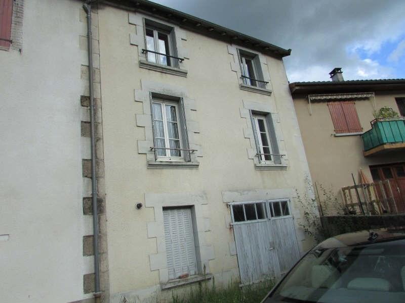 Produit d'investissement maison / villa St leonard de noblat 65000€ - Photo 1