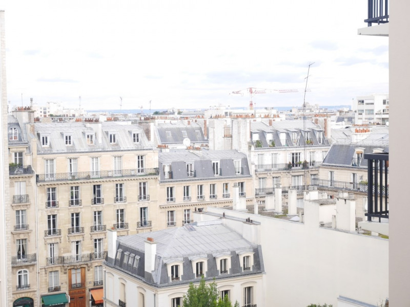 Vente de prestige appartement Paris 17ème 1 052 000€ - Photo 1